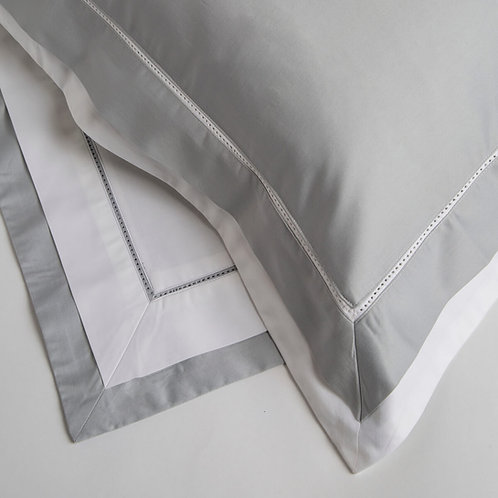 סט 6 חלקים majestic אפור/לבן