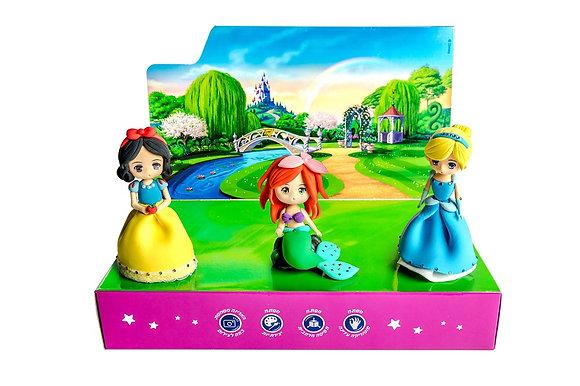 Clay Set - Princess