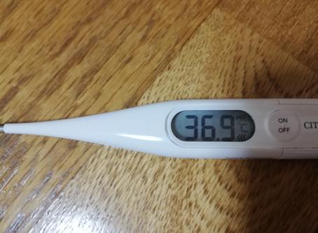 平熱は何度ぐらいが健康?平熱を上げるために何をすれば良いの?