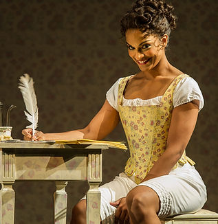 DON PASQUALE by Donizetti; Danielle De Niese as Norina; Conducted by Enrique Mazzola;  Directed by Mariame Clement; Designed by Julia Hansen ; Lighting Designer by Bernd Purkrabek ; Glyndebourne Festival Opera; 13 July 2013; © Glyndebourne Productions Ltd.  Credit: Clive Barda / Glyndebourne Productions Ltd.