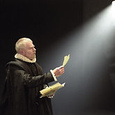 DON CARLOS;  Derek Jacobi as King Philip II of Spain, At the Crucible Theatre, Sheffield, UK; Credit: Ivan Kyncl / PAI