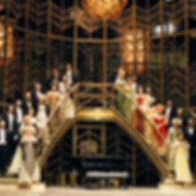 DIE FLEDERMAUS - Johann Strauss Glyndebourne Festival Opera   2006 The Company © Glyndebourne Productions Ltd. Credit: Mike Hoban / Glyndebourne Productions Ltd