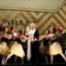 DIE FLEDERMAUS - Johann Strauss Glyndebourne Festival Opera   2006 © Glyndebourne Productions Ltd. Credit: Mike Hoban / Glyndebourne Productions Lt