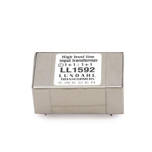 LL1592 High Level Line Input Transformer