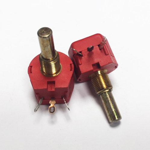 """ABW1 50R LIN 1/4"""" X 3/8"""" X 1""""PLAIN"""