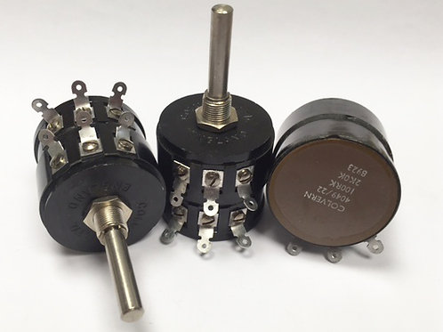 Colvern CLR4049 Series Dual Gang Potentiometer