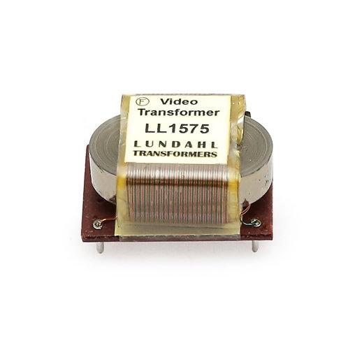 LL1575 Video Isolation Transformer