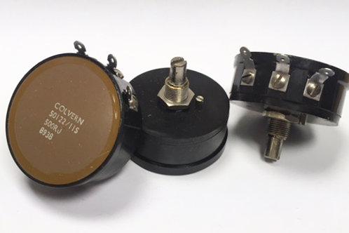 Colvern CLR50122 Series Potentiometer