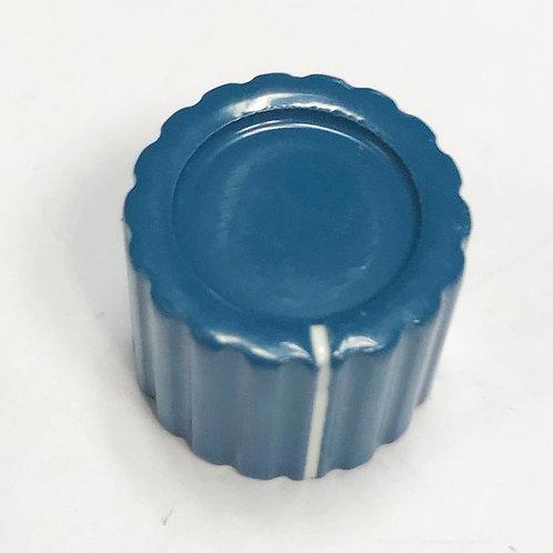 Elma Blue Fluted Inner Knobb