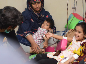 A Bloody Death: Thalassemia