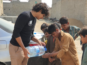 Impact of Sanitation Facilities On The Spread of COVID-19 in Pakistan