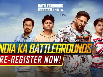 PUBG Mobile India Pre-Registration: Battlegrounds Mobile India, Pre-Registration is live now