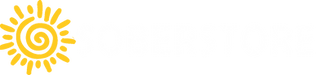 yellow and white soberstore logo.png