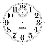 Westclox Bingo Dial