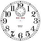 1909 Westclox Big Ben