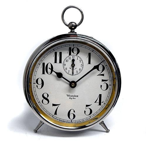 1927 Westclox Big Ben 1A Alarm Clock