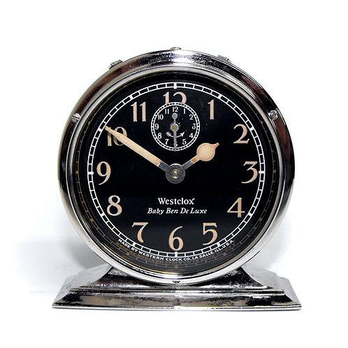Original 1930 Westclox Baby Ben De Luxe Style 2