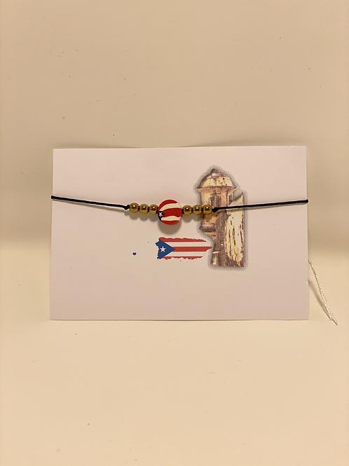 PR Adjustable Bracelet