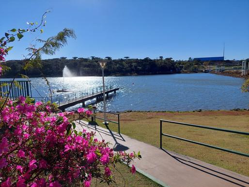Mais de 197 milhões de litros de água foram utilizados do Lago  para abastecer Cascavel