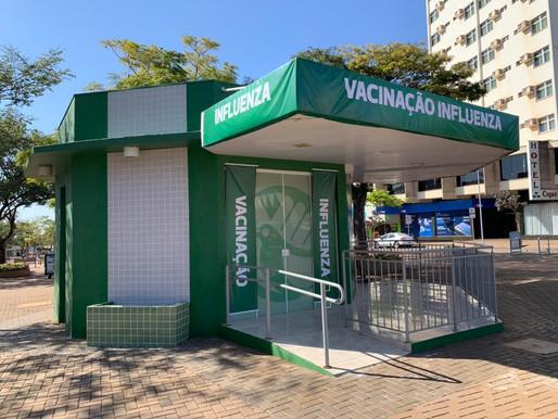 Vacinação contra a gripe em Cascavel continua; veja onde se imunizar