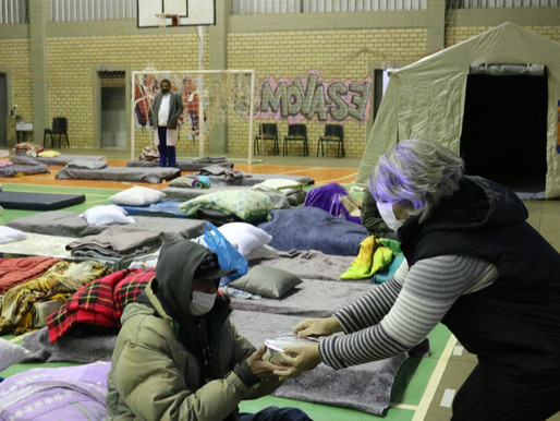 Município de Cascavel mantém abrigo emergencial até quarta (4/8)