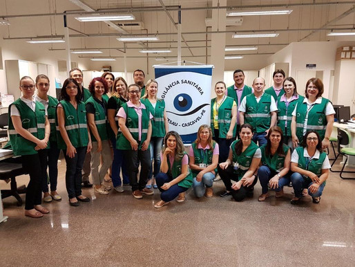 Vigilância Sanitária realizou mais de 9 mil inspeções relacionadas à Covid-19