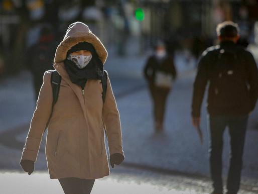 34 cidades paranaenses registram temperaturas negativas