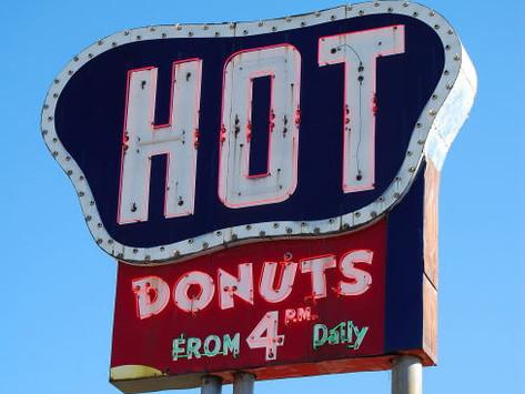 Southern Maid Donuts, Shreveport, Louisiana