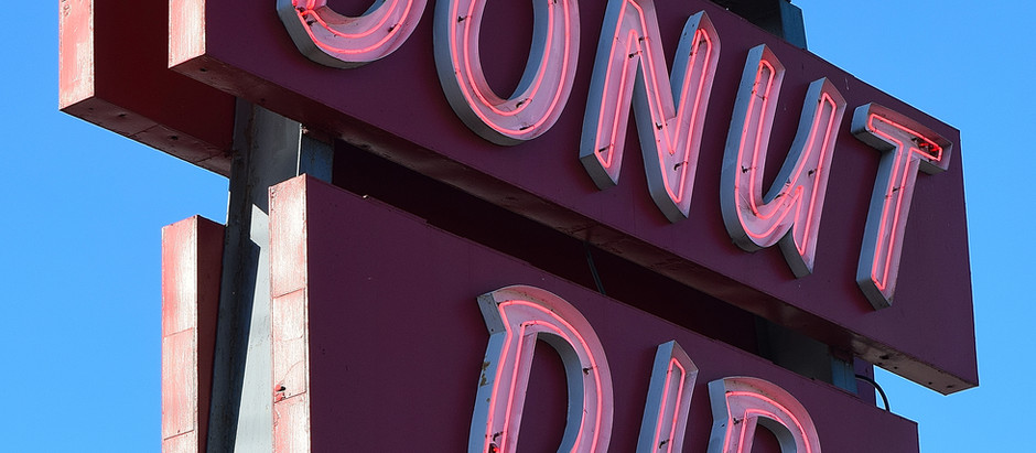 Donut Dip, West Springfield, Massachusetts