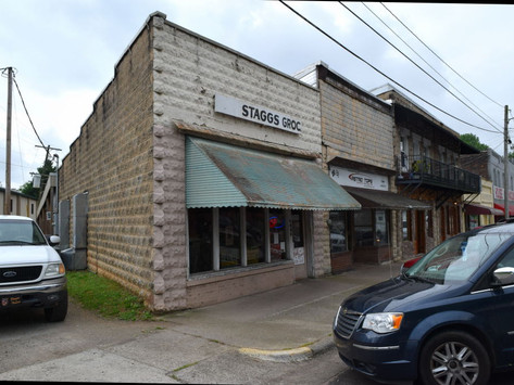 Stagg's Grocery - Florence, AL