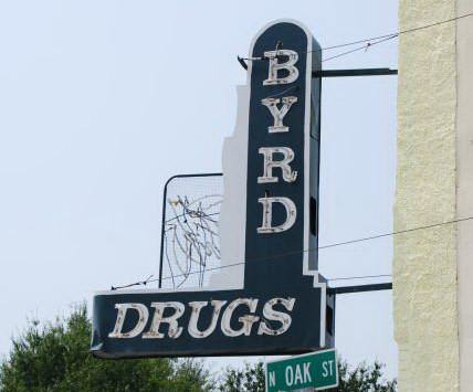 Byrd Drugstore Soda Fountain, Troy, AL