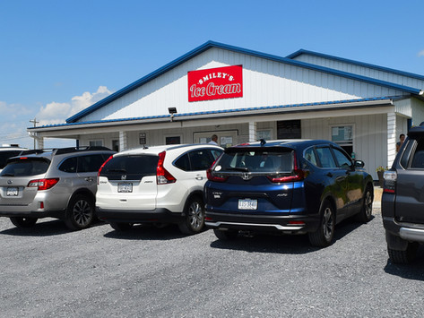Smiley's Ice Cream, Mount Crawford, Virginia