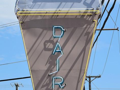Kline's Dairy Bar, Harrisonburg, Virginia