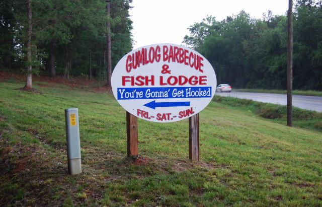 Gumlog Barbeque & Fish Lodge, Gumlog, Georgia