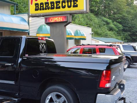 Ridgewood BBQ, Bluff City, Tennessee