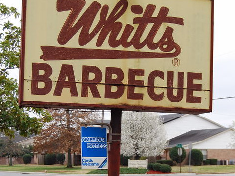 Whitt's Barbecue - Athens, AL