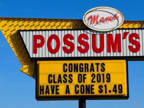 Mama Possum's Drive-In, Mount Herman, Virginia