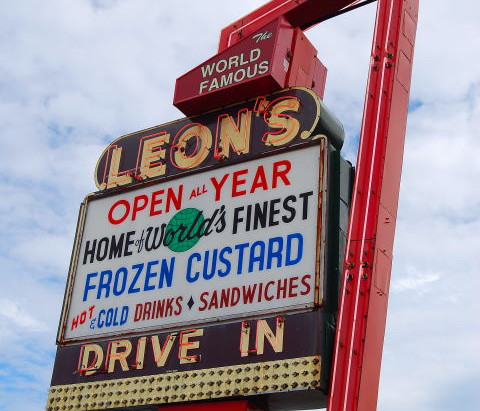 Leon's Drive-In, Milwaukee, Wisconsin