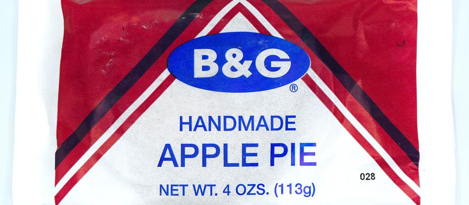 B & G fried pies, Winston-Salem, NC