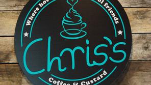 Chris's Coffee & Custard, Roanoke, Virginia