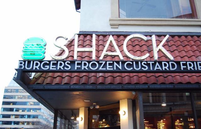 Shake Shack, Washington, D.C. (Dupont Circle)