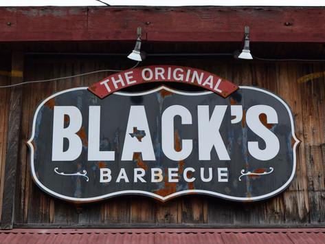Black's BBQ, Lockhart, Texas