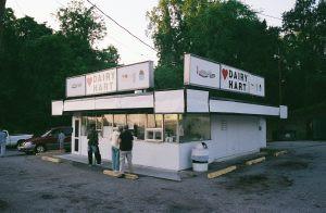 Dairy Hart, Danville, VA