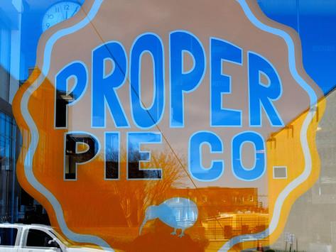 Proper Pie Co, Richmond, Virginia