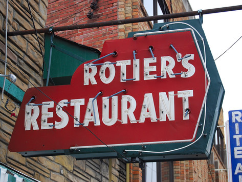 Rotier`s, Nashville, Tennessee