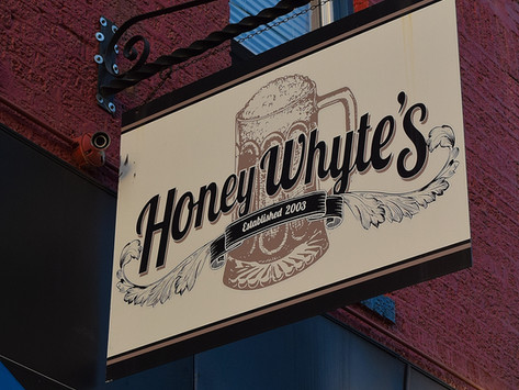 Honey Whyte's, Richmond, Virginia