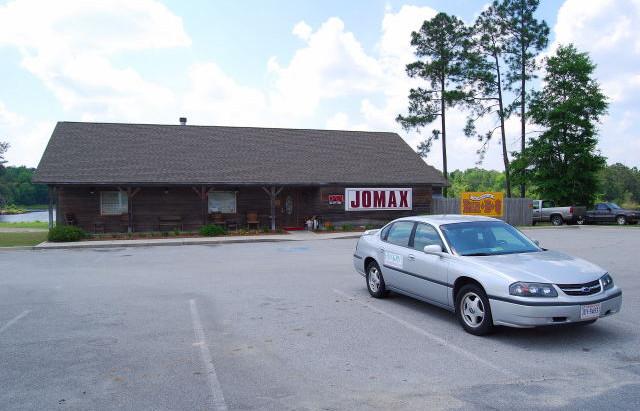 Jomax Bar-B-Que, Metter, Georgia