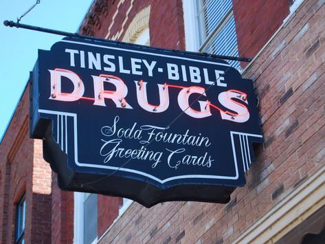 Tinsley-Bible Drug, Dandridge, Tennessee