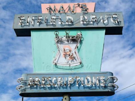 Nau's Enfield Drug, Austin, Texas