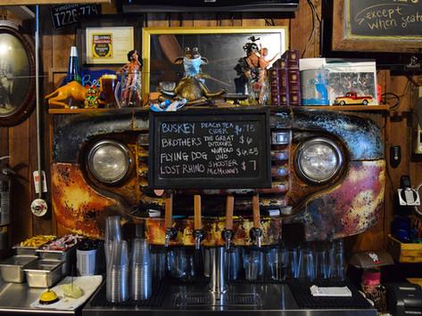 Jack Brown's Beer & Burgers, Roanoke, Virginia
